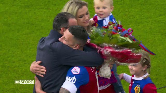 Super League, 36ème journée: Bâle - Xamax (4-1) [RTS]