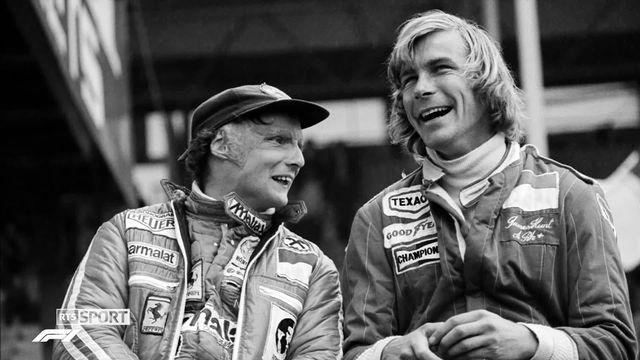 Formule 1: Niki Lauda, la légende [RTS]