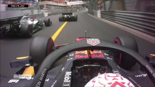 Formule 1: GP de Monaco [RTS]