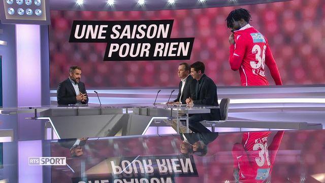 Football: FC Sion, une saison pour rien [RTS]