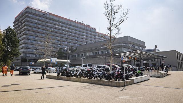 La LAMal rembourse 50% des frais de taxi si le transport est médicalement indiqué. [Adrien Perritaz - Keystone]