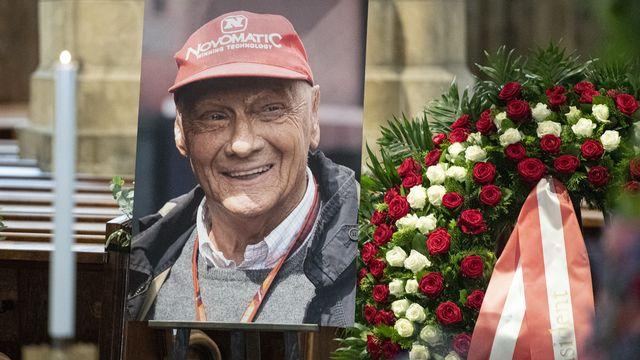 Cette disparition a suscité une avalanche d'hommages dans le milieu de la F1. [Michael Gruber - Keystone]