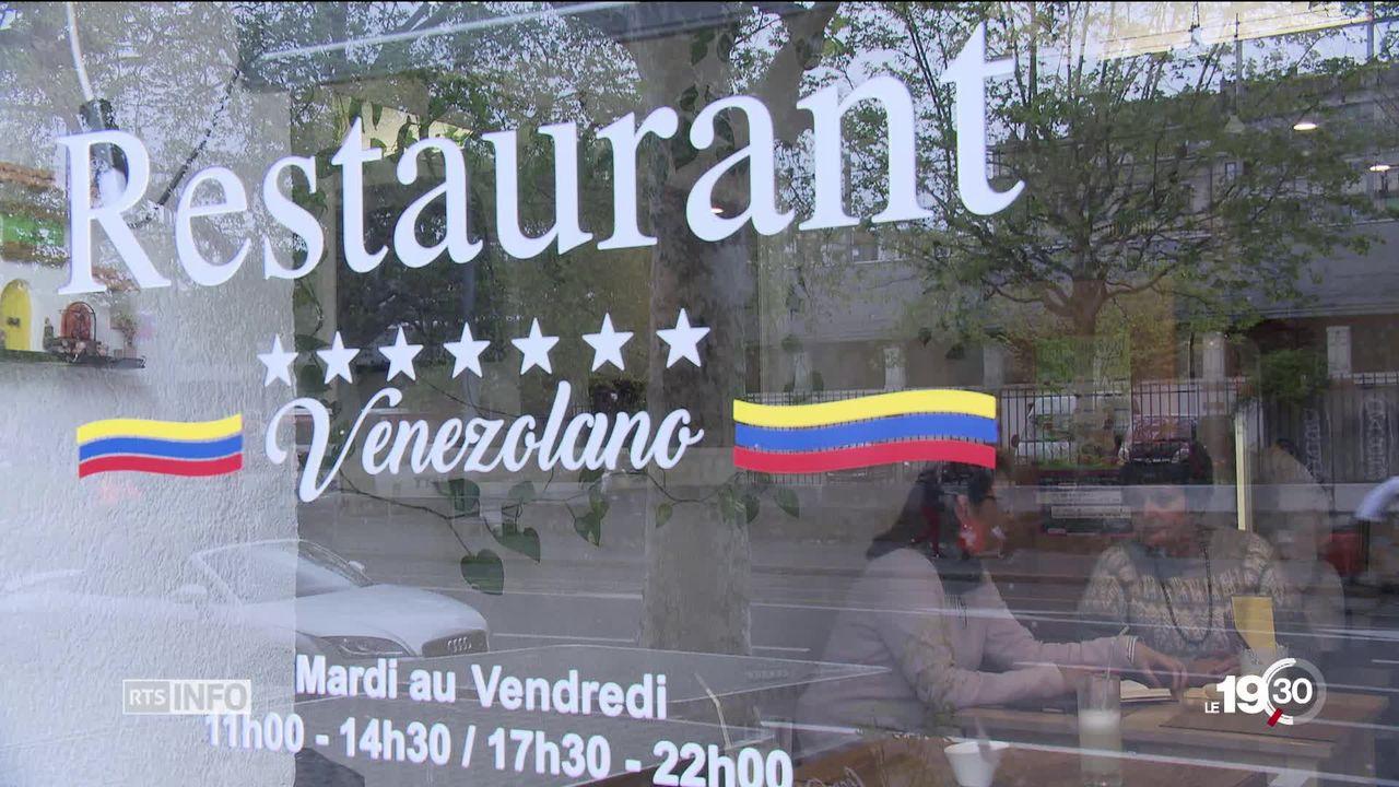 En Suisse deux corps diplomatiques veulent représenter les intérêts du Venezuela. A Berne et à Genève. [RTS]