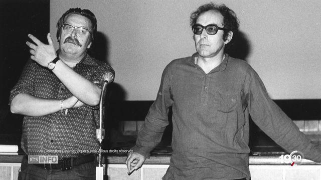 Freddy Buache, l'ancien directeur de la cinémathèque suisse s'est éteint à l'âge de 94 ans [RTS]