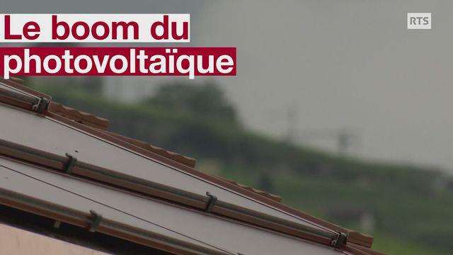Le boom du photovoltaique [RTS]