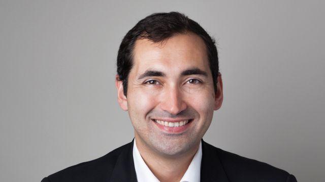 Alexandre Kateb, économiste, directeur du cabinet français Compétence Finance. [alexandrekateb.wordpress.com]
