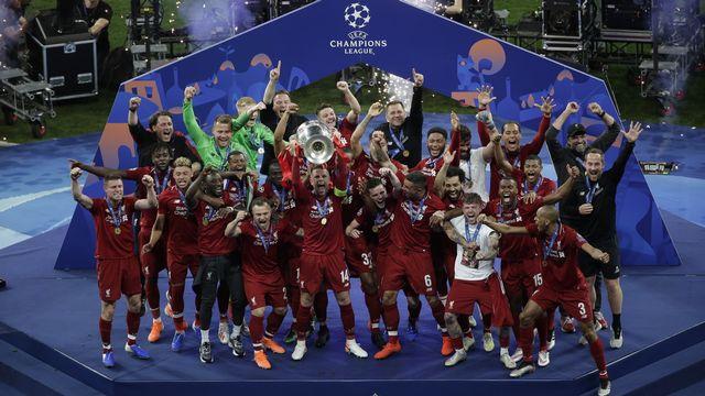 Liverpool remporte la compétition pour la sixième fois de son histoire. [Emilio Morenatti - Keystone]