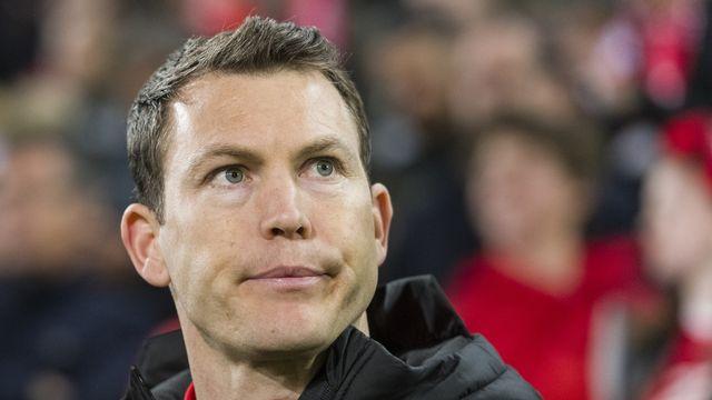 Lichtsteiner compte 105 sélections avec l'équipe de Suisse de football. [Alessandro della Valle - KEYSTONE]