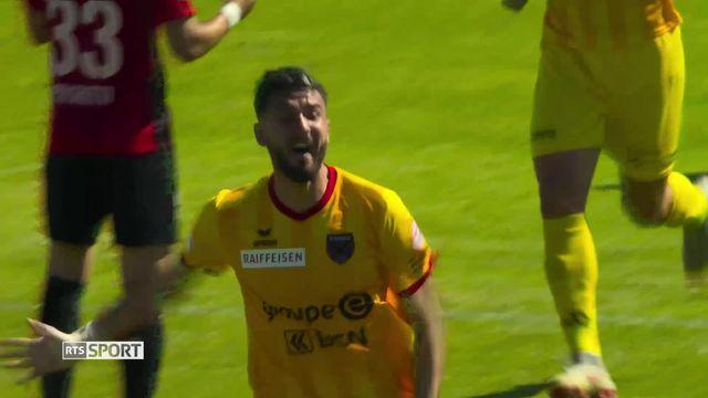 Football, Super League: Aarau - Xamax 4-5tb) [RTS]