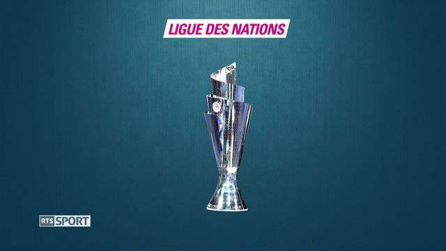 Football, Ligue des Nations: Final four [RTS]
