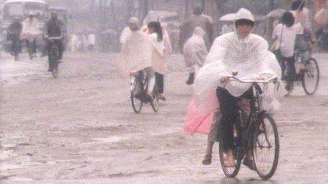 Reportage sur la société chinoise pendant les évènements de 1989. [RTS]