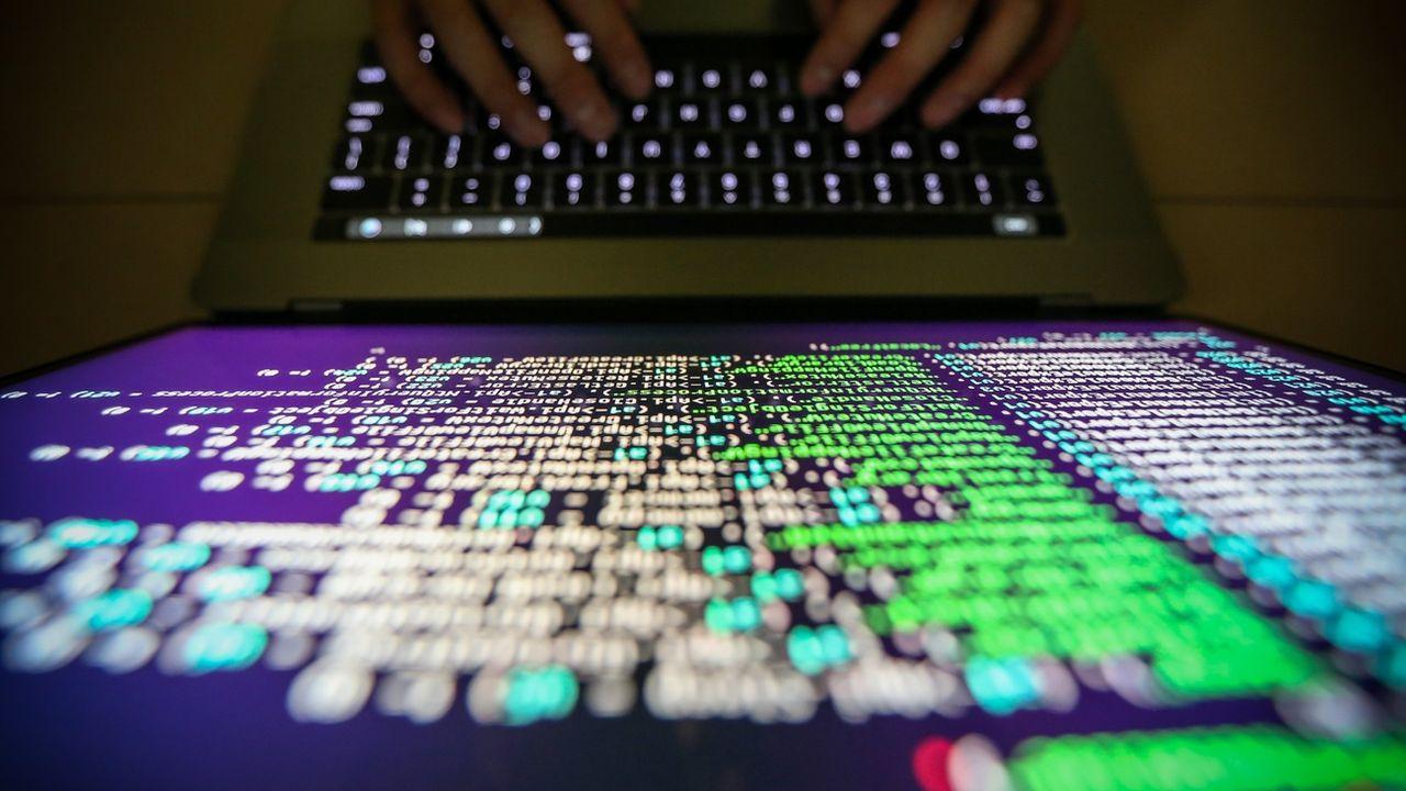 La ville de Baltimore subit une attaque informatique de grande ampleur. Un phénomène loin d'être isolé (image d'illustration). [Ritchie B.Tongo - Keystone ]