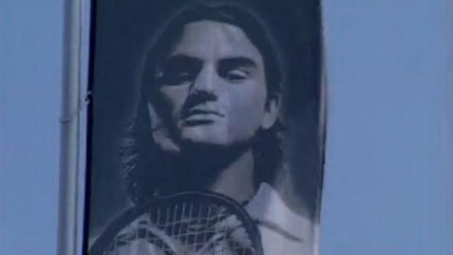 Federer impressionne [RTS]