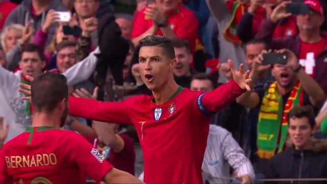 1-2, Portugal - Suisse 3-1: les meilleurs moments du match [RTS]