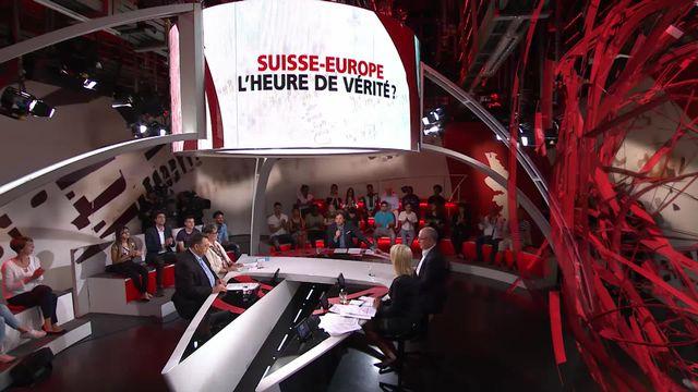 Suisse-Europe: l'heure de vérité? [RTS]