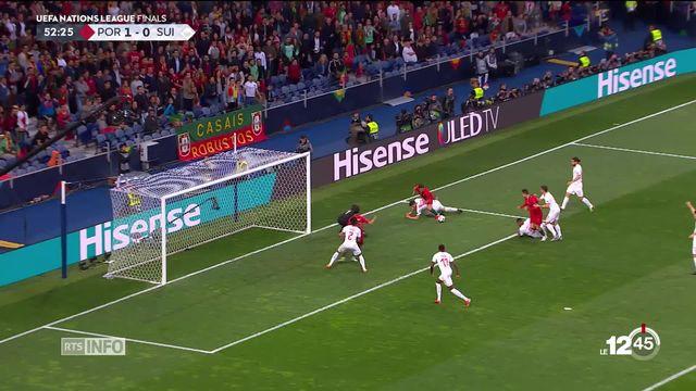 Ligue des champions: le match perdu contre le Portugal laisse aux Suisses un goût amer. [RTS]