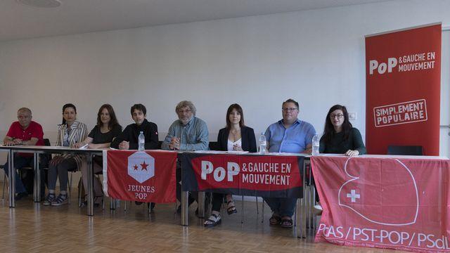 Le POP vaudois a déposé un recours contre la votation sur RFFA. [François Graf - POP vaudois]