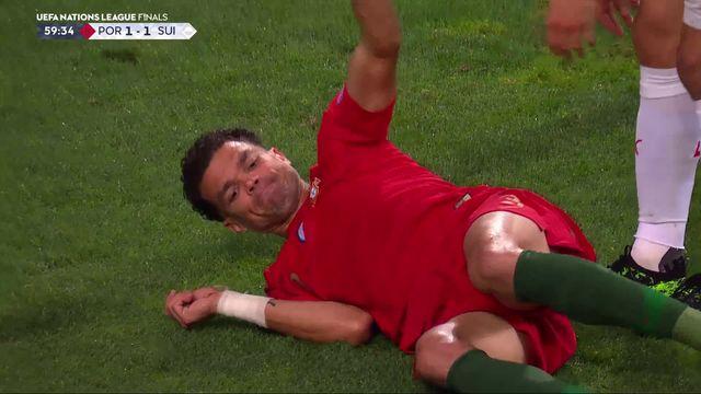 Pepe absent pour la finale après sa blessure face à la Suisse [RTS]