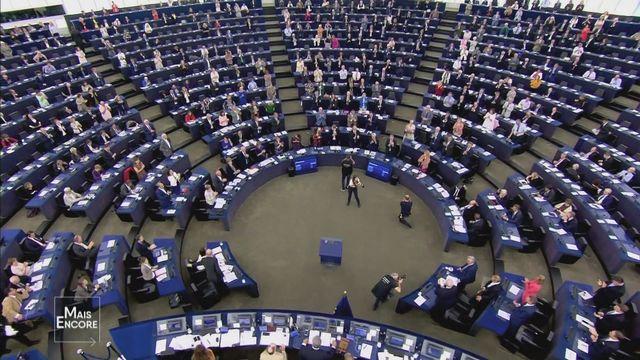Qui pilote vraiment l'Union européenne? Le point avec Isabelle Ory depuis Bruxelles [RTS]