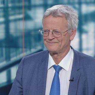 Pascal Boniface dans Géopolitis. [RTS]