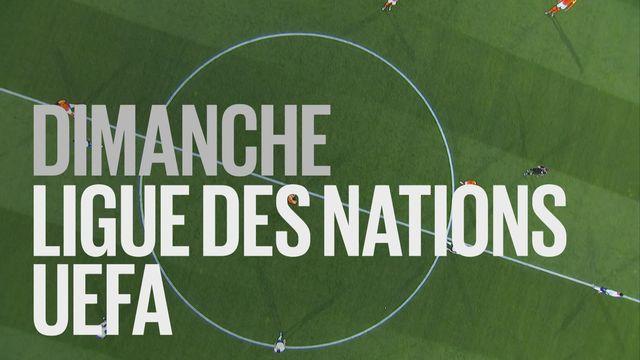 Bande-annonce : Football Finale UEFA Nations League du 9.06.2019 [RTS]