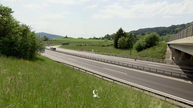 De la biodiversité le long des autoroutes. [RTS]