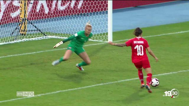 La France accueille la 8e édition de la Coupe du monde féminine de football du 7 juin au 7 juillet. [RTS]