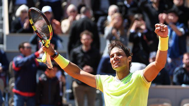 Rafael Nadal reste le roi incontesté de Roland Garros. [Virginie Bouyer - Freshfocus]