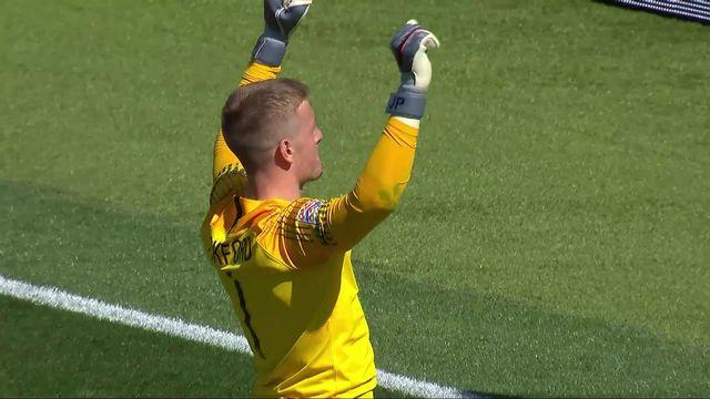 Petite finale, Suisse - Angleterre (0-0, 5-6 tb): les meilleurs de la victoire des Anglais face à la Suisse [RTS]