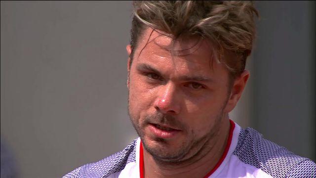 Tennis: retour sur le parcours de Stan Wawrinka à Roland-Garros [RTS]