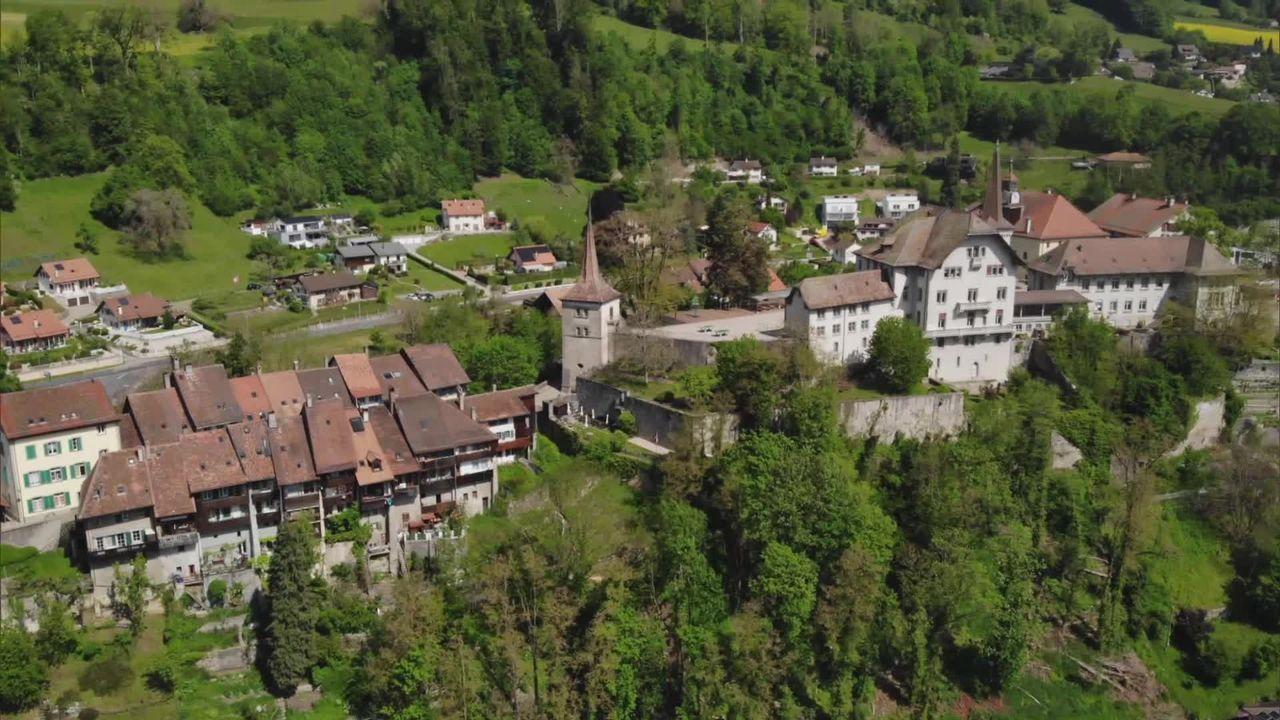 Moudon : Objectif 50 -À 5 mois des élections fédérales, expérience dans une des capitales suisses de l'abstentionnisme. [RTS]