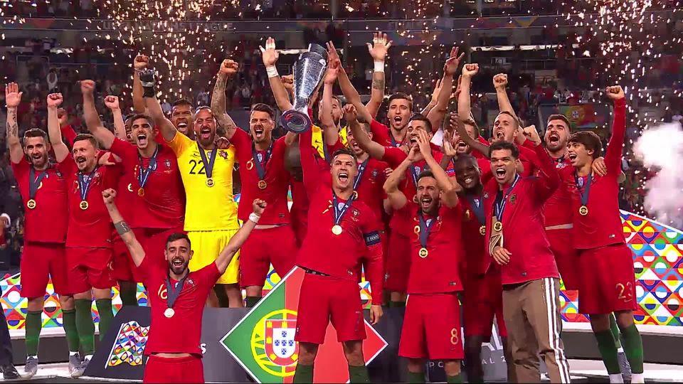 Finale, Portugal - Pays-Bas (1-0): les meilleurs moments du match [RTS]