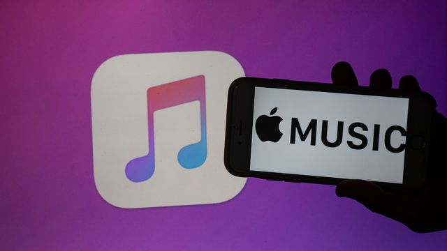 Apple annonce la disparition d'iTunes. [Alexander Pohl / NurPhoto - AFP]