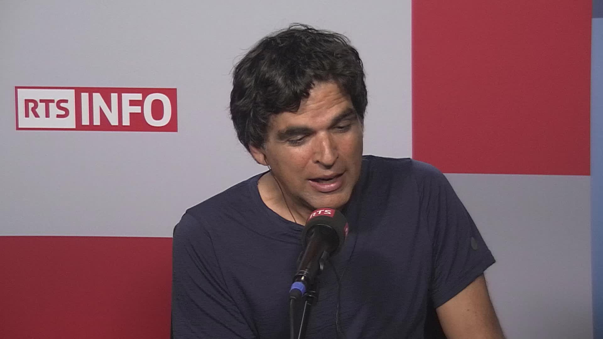Le New York Times ne publiera plus de dessins politiques: interview de Patrick Chappatte