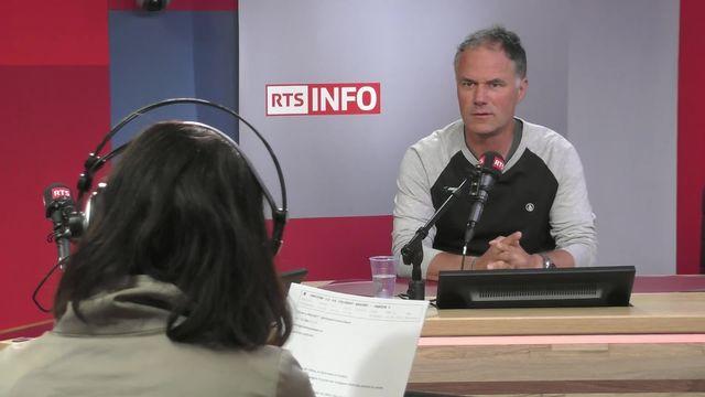 L'invité du 5h-6h30 (vidéo) - Deuxième partie - Thierry Basset, géologue et volcanologue [RTS]
