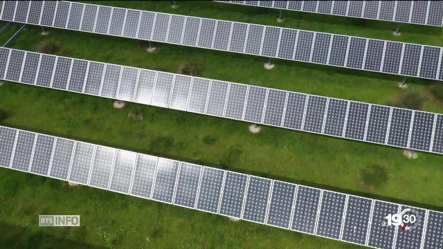 Des projets de parcs solaires font entrer l'Allemagne dans l'ère du photovoltaïque rentable sans subventions. [RTS]
