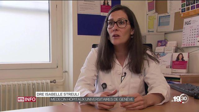 L'Espagne est devenue en quelques années l'Eldorado de la fécondité en Europe. [RTS]