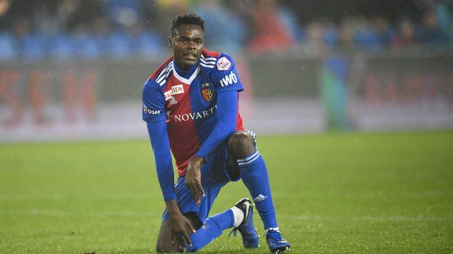 Ancien junior du FC Zurich, Oberlin avait rejoint Bâle en 2017 en provenance de Salzbourg. [Gian Ehrenzeller - Keystone]