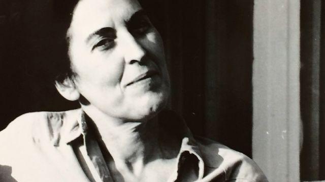 """Charlotte Delbo, couverture du livre """"Charlotte Delbo, la vie retrouvée"""" de Ghislaine Dunant, éditions Grasset. [Editions Grasset]"""
