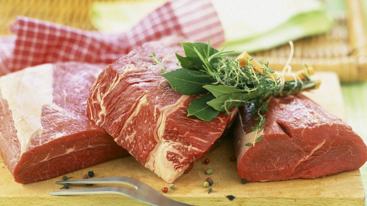La viande toujours prisée des consommateurs suisses. [Roulier / Turiot / Mood4Food / foodcollection - AFP]