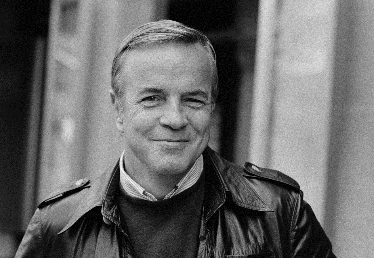 Franco Zeffirelli photographié à New York le 31 octobre 1974.