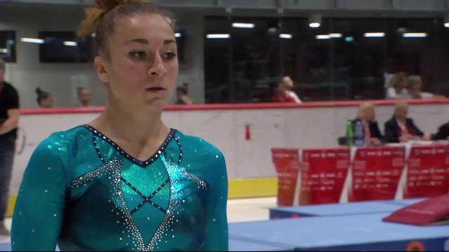 Aarau (SUI), concours individuel dames: Ilaria Kaeslin (SUI) remporte la compétition [RTS]
