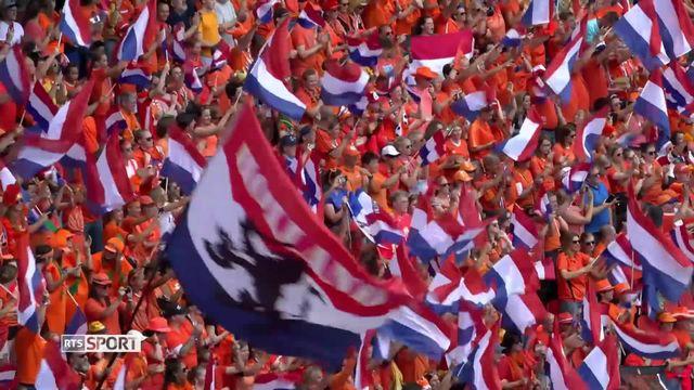 Football, Coupe du monde féminine: Pays-Bas - Cameroun (3-1) [RTS]