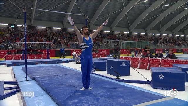 Aarau accueille depuis jeudi la Fête fédérale de gymnastique, le plus grand événement sportif de Suisse. [RTS]