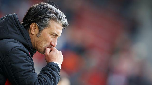 Murat Yakin, l'un des nombreux entraîneurs virés par Christian Constantin au FC Sion. [Valentin Flauraud - KEYSTONE]