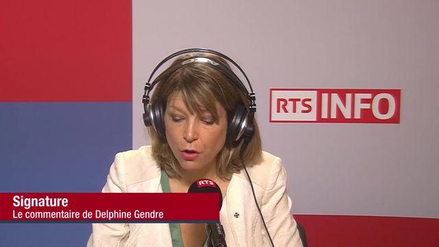Signature de Delphine Gendre (vidéo) - Pourquoi je n'ai pas fait grève le 14 juin [RTS]