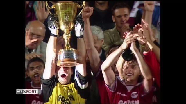 Servette FC, le dernier champion romand, 20 ans après [RTS]