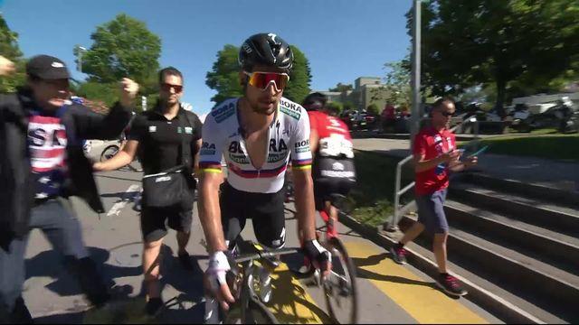 Flamatt - Morat (SUI), 3e étape: Peter Sagan (SVK) s'impose au sprint [RTS]