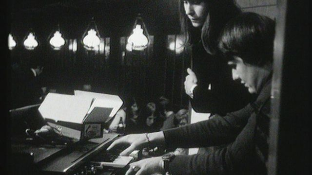 Le pianiste d'Arlette Zola [RTS]