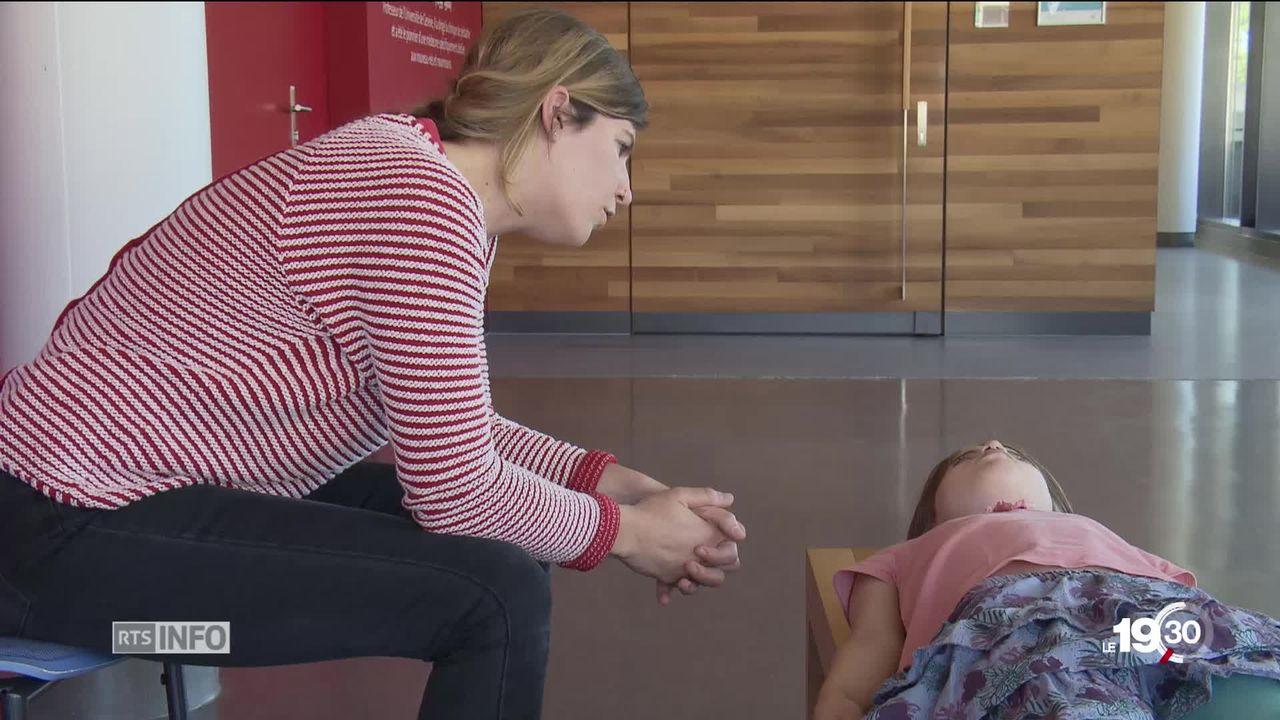 Hypnose pour enfants aux HUG: le bilan est positif, les progrès fulgurants. [RTS]